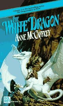 The White Dragon 0345295250 Book Cover