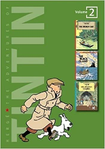 Image result for the adventures of tintin volume 2 Amazon