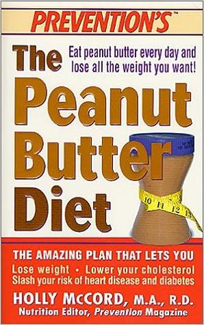 The Peanut Butter Diet