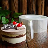 Cake Transparent Membrane, SENREAL DIY Mousse Cake Transparent Membrane Baking Surrounding Edge Tape Perimeter