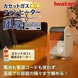 IWATANI Cassette Gas Fan