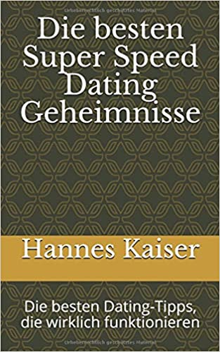 Wie funktioniert ein speed dating