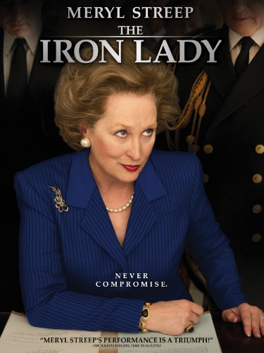 DVD : The Iron Lady