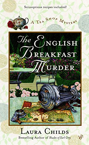 The English Breakfast Murder (A Tea Shop Mystery)