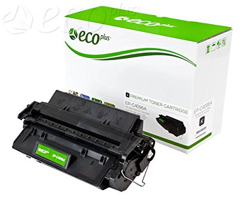 HEWLETT PACKARD LASERJET 2100M Compatible Toner Ctg, Black, 5K Yield by EcoPlus ()