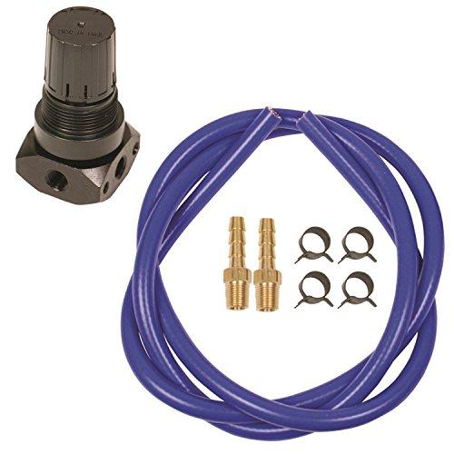 Bd Turbocharger Diesel (BD Diesel 1045996-WGK Waste Gate Regulator Kit Incl. Regulator/Hose/Fittings/Clamps Waste Gate Regulator Kit)