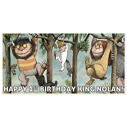 Where The Wild Things Are Party Decorations from images-na.ssl-images-amazon.com