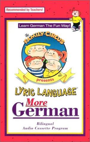 More German (Lyric Language Audio Series 2)