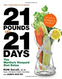 21 Pounds in 21 Days, Roni DeLuz, 0061176176