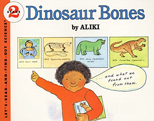 Dinosaur Bones (Let's-Read-and-Find-Out Science 2) Fossil Dinosaur Bone