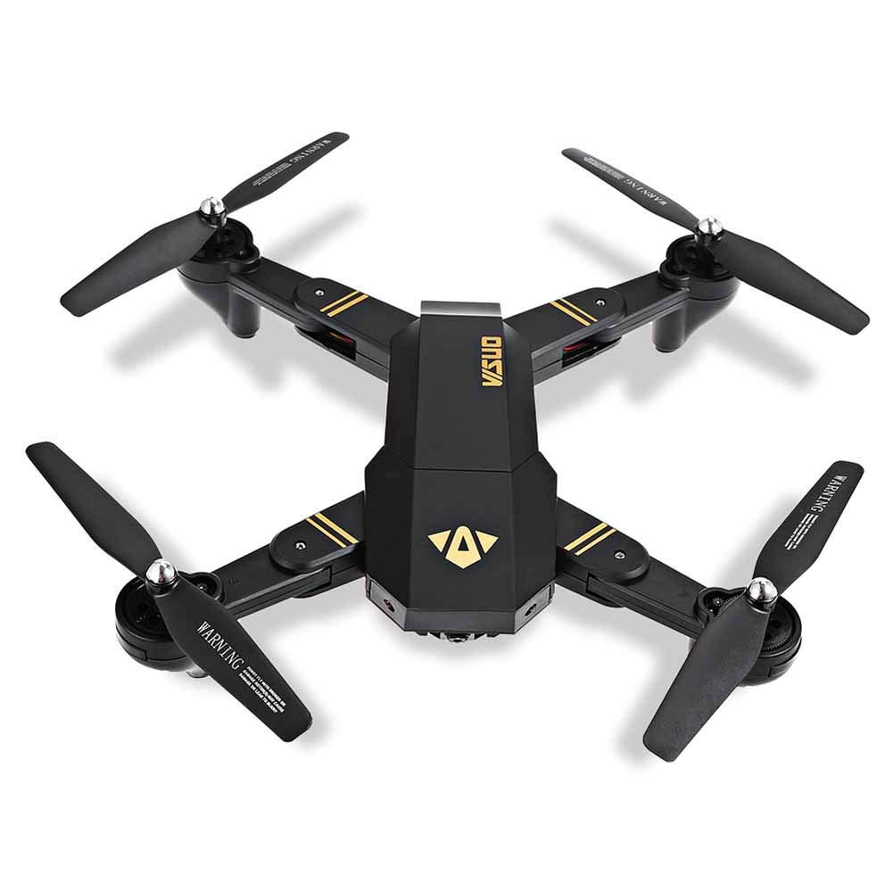 FTOPS Drohne Mit Kamera, FPV-RC-Quadcopter-HD-Live-Video Mit HD-WLAN-Kamera, HD-WLAN-Kamera, HD-WLAN-Kamera, Höhenstand, One-Key-Return, Headless-Modus, One-Key-Start/Landing Und 3D-Flips 9a0e53