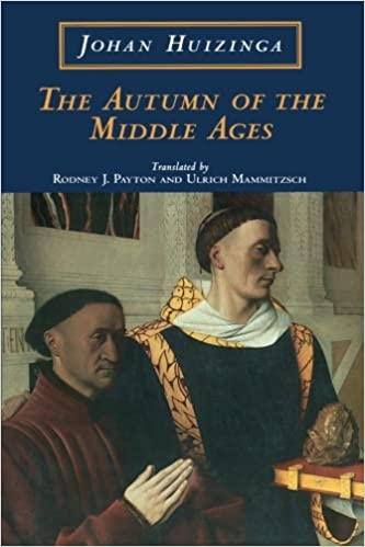 Amazon the autumn of the middle ages 9780226359946 johan the autumn of the middle ages paperback edition fandeluxe Choice Image