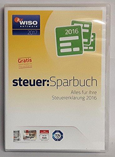 Buhl Data Buhl WISO controle: spaarboek 2016 DVD DE