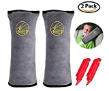 Best Baby Gear Baby Buddy Baby Car Seats - Belt Buddy 2 Pack Seatbelt Pillow w/Free Clip Review