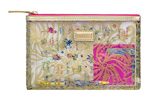 - Lilly Pulitzer Agenda Bonus Pack Pencil Case (Beach Haven)