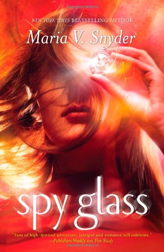Spy Glass (Glass, Book 3) - Spy Price Glasses