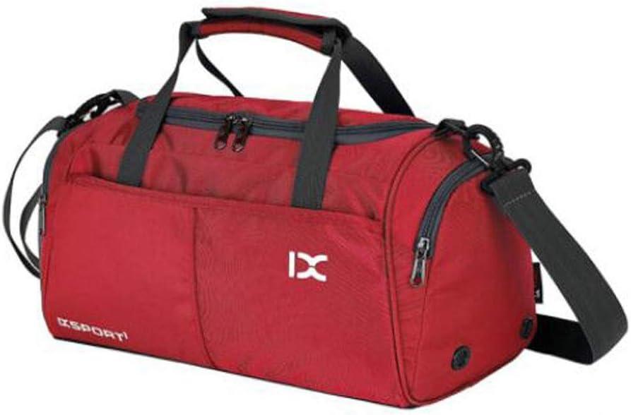 Casual Mens Shoulder Hand Raised Bag Jinnuotong Sports Bag Large-Capacity Unisex Travel Bag Size: 391923cm Very Beautiful Outdoor Travel Bag Large-Capacity Sports Bag