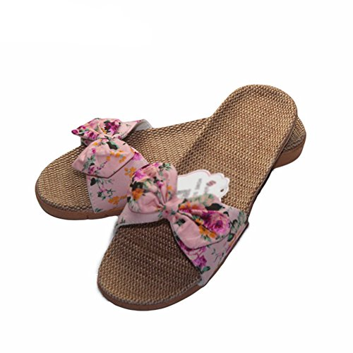 Women Shoes Indoor Slippers Beach Slippers ZHOUZJ Comfort Blue Slippers Home Slippers Flat d0Oq8