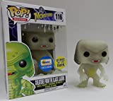 Funko Pop! Universal Monsters Glow In The Dark Creature From the Black Lagoon Vinyl Figure w/ Glow Splatter Box Exclusive