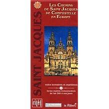 Chemins St-Jacques de Compostelle en Europe