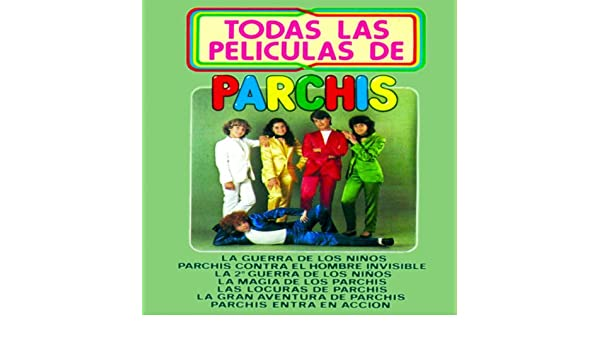 Cinco Amigos de Verdad (From Parchis Contra el Hombre Invisible) by Parchis on Amazon Music - Amazon.com