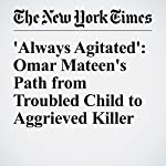 'Always Agitated': Omar Mateen's Path from Troubled Child to Aggrieved Killer | Dan Barry,Serge F. Kovaleski,Alan Blinder,Mujib Mashal