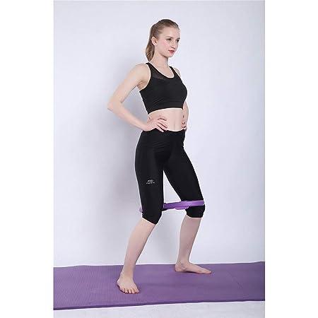 HJUN Anillo de Pilates - Superior irrompible para Regular el ...