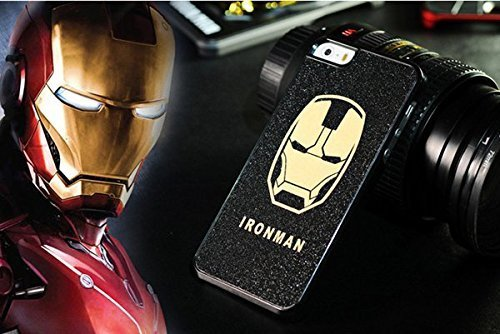 Fashionable Batman/superman/ironman/spiderman/captain America Superhero Series Hard Pc Matting Cellphone/ Cell Phone Cover Case for Apple Iphone (Bestfriend Costumes)