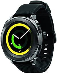 Gear Sport Smartwatch, Black (SM-R600NZKAXAR)