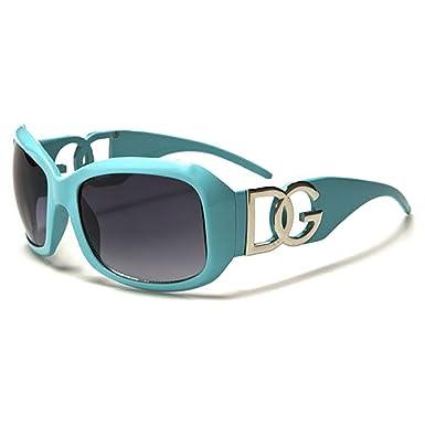 DG Eyewear ® Gafas de Sol mujer Moda - azul claro Nuevas con ...