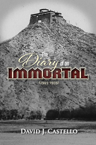 A Nazi quest for supernatural powers but one man stands in their way – U.S. Army combat medic Steven Ronson. The Diary of an Immortal (1945-1959) by David Castello
