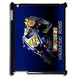 IPad 2,3,4 Phone Case for Valentino Rossi pattern design GQ35VRS5687