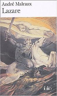 Lazare par André Malraux