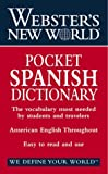 Webster's New World Pocket Spanish Dictionary, , 0764565435