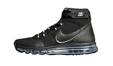 new products 347d8 a3362 Nike Air Max 360 Hi Kj Big Kids Ao2313-001 Size 4 Black
