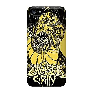 For Iphone 5/5s Protector Case Chelsea Grin Phone Cover