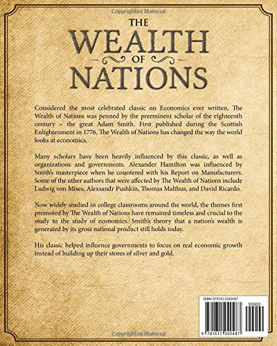 Timeless Classics: The Wealth of Nations
