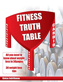 Fitness Truth Table Weight Loss Or Fat Loss Make Your Own Fat Loss