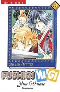 Fushigi Yugi, tome 15 par Yuu Watase