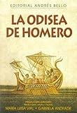 img - for La Odisea de Homero (Spanish Edition) book / textbook / text book