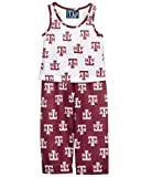 Texas A&M University Aggies Big Girls Capri PJ, Size 7