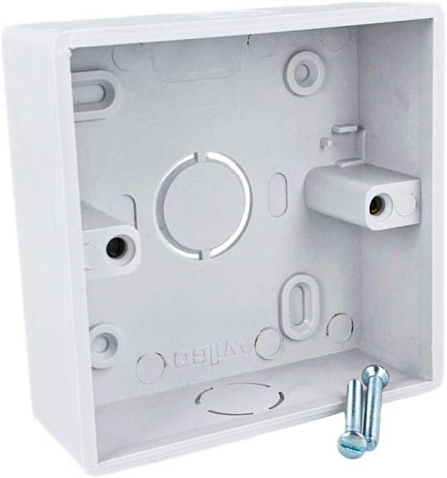 LEDLUX CL8686 Cajas de empotrar para paredes - Formato cuadrado ...