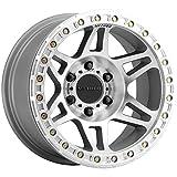 "Method MR106 Beadlock 17x9 6x5.5"" -44mm Machined Wheel Rim 17"" Inch"