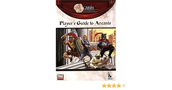 Player's guide to arcanis (d20) pdf | studio 2 publishing.