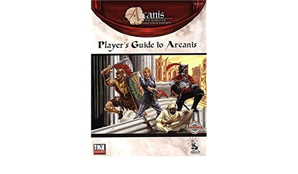 Player's guide to arcanis by pedro barrenchea, hardcover | barnes.