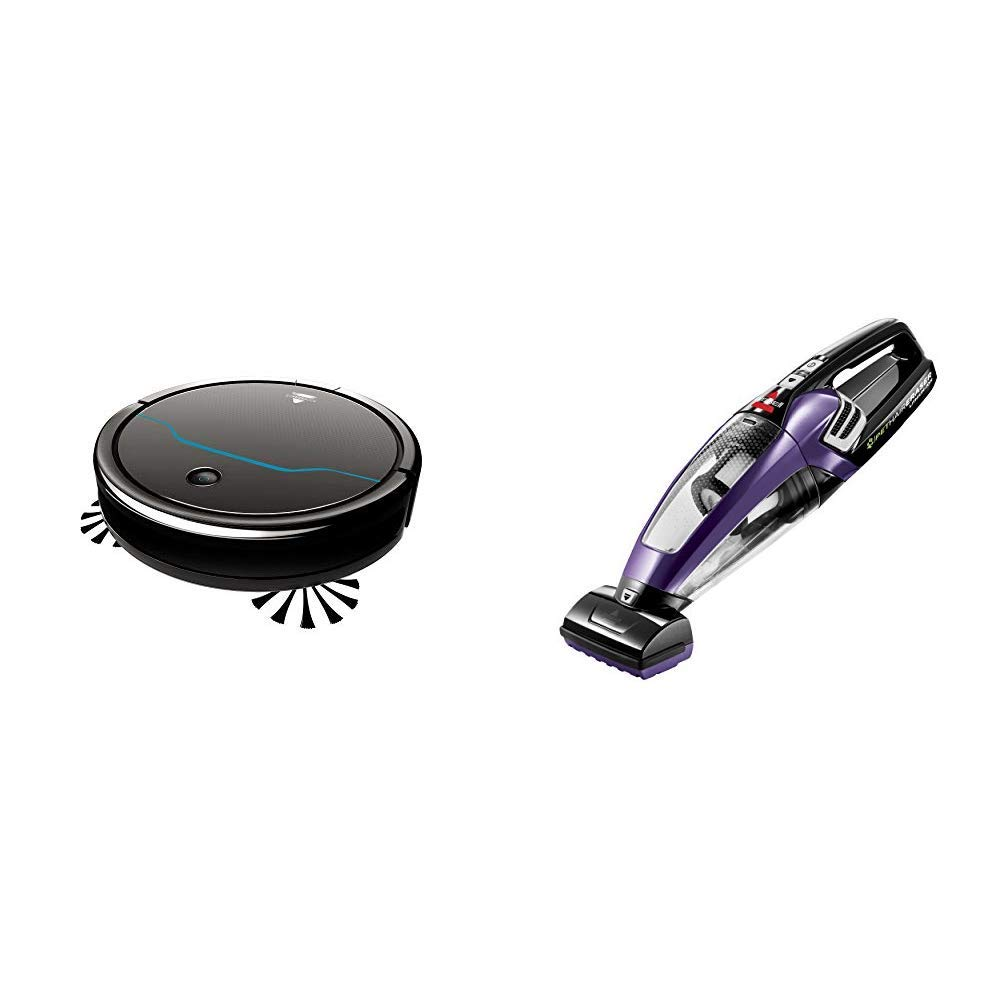 Robot and Hand Vacuum Bundle by Bissell