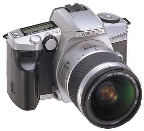 amazon com minolta maxxum 5 35mm slr kit with 28 100 lens slr rh amazon com minolta maxxum 5 review minolta maxxum 5 manual pdf