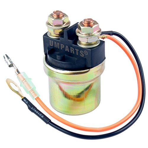 1PZ (SN5) Brand New Starter Relay Solenoid for Mercury Outboard 50hp 60hp 4-stroke 2001-2010 100hp 2006 2005 Mercury Outboard
