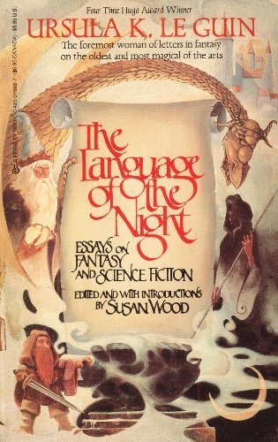 Language Of Night Tr by Berkley Trade