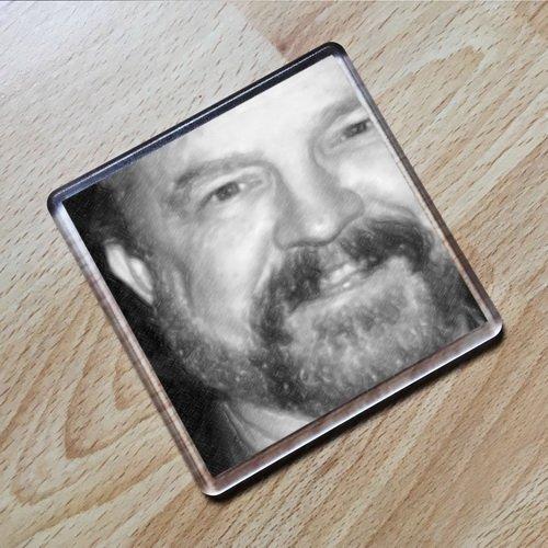 Seasons Jim Beaver - Original Art Coaster #js004
